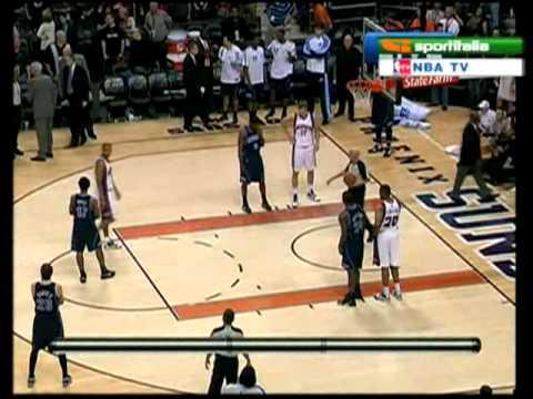 Jerry Sloan ref altercation vs. Phoenix