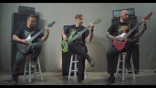 SPLATTERED - SCORCHED BIRTH POLICY [OFFICIAL GUITAR/BASS PLAYTHROUGH] (2020) SW EXCLUSIVE