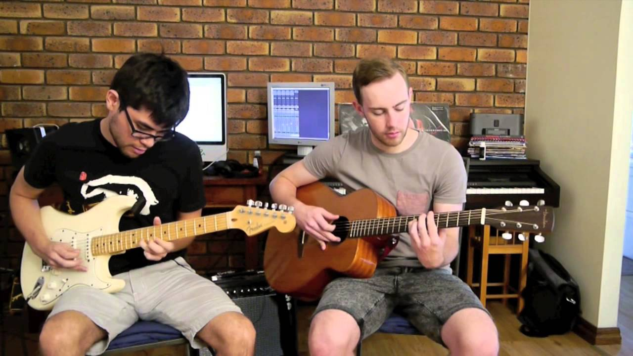 i-could-have-lied-cover-red-hot-chili-peppers-timandcameronplayingguitar