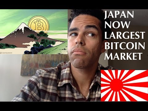 Japan Now Largest Bitcoin Market!