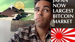 Japan Now Largest Bitcoin Market!