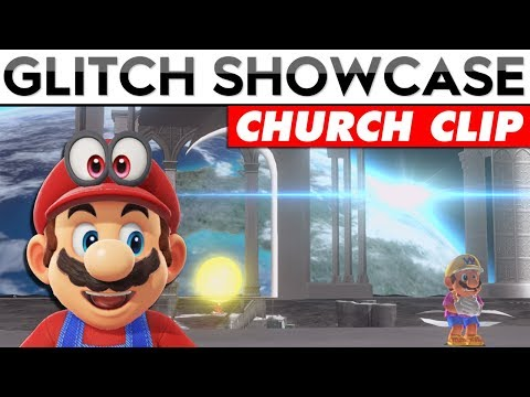 CLIPPING INTO THE CHURCH  Glitch Showcase