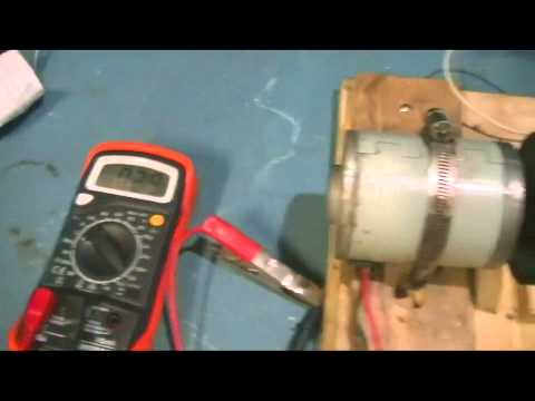 Overunity,underunity battery voltages