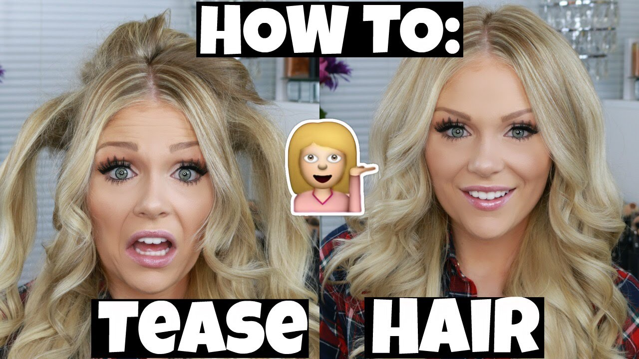 Buy Hair ultimate teasing how to pictures trends