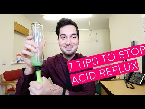 How To Stop Acid Reflux | How To Treat Acid Reflux (2018)