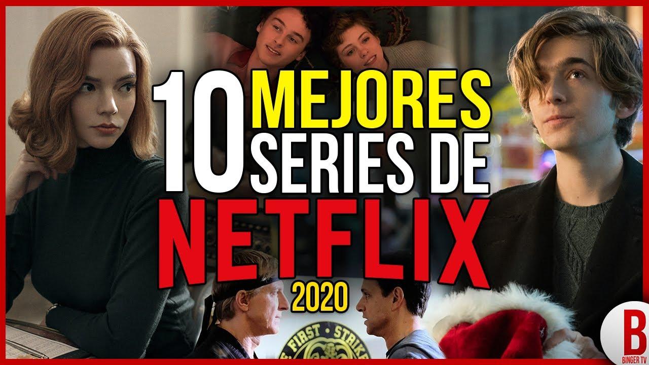 Top 10 Mejores Series De Netflix 2020 Youtube