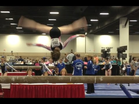 What is JO Nationals like as a Coral Girl? | Gymscool