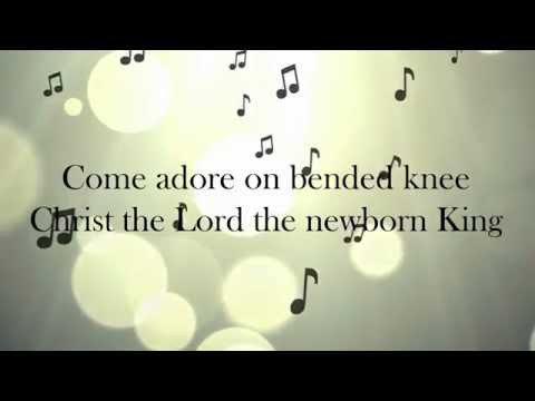 For KING & COUNTRY - Angels we have Heard on High - Lyric Video