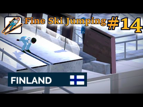 SKI JUMP CHALLENGE 🎿 SKOKI NARCIARSKIE 🎿 GRA NA TELEFON from YouTube · Duration:  10 minutes 45 seconds
