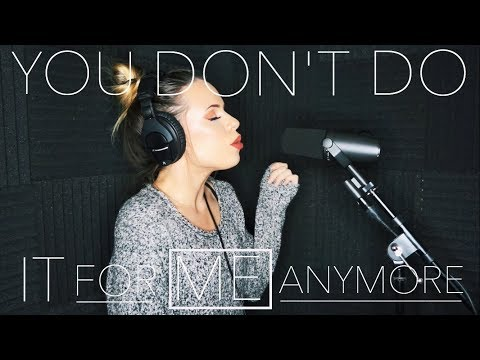 You Don't Do It For Me Anymore - Demi Lovato (Cover by DREW RYN)