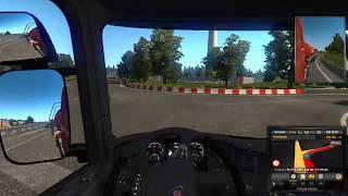 Euro Truck Simulator 2 odc.63 - Berlin Zachodni