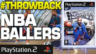Throwback: NBA Ballers Playstation 2