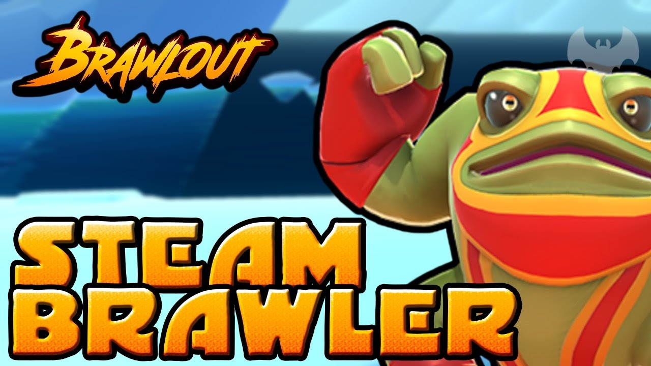 Da Hat Der Frosch Die Locken Brawlout 001 Deutsch German