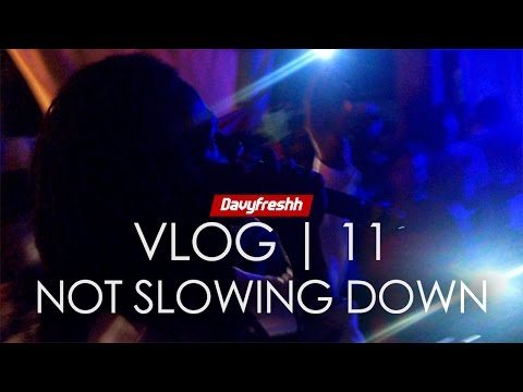 VLOG 11 | NOT SLOWING DOWN | FAST 8 | NEW WAVE | REGGAE MUSIC JAMAICA