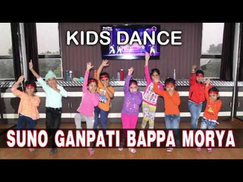 Suno Ganpati Bappa Morya Judwaa 2 | Kids Dance Performance | Choreography By Step2Step Dance Studio