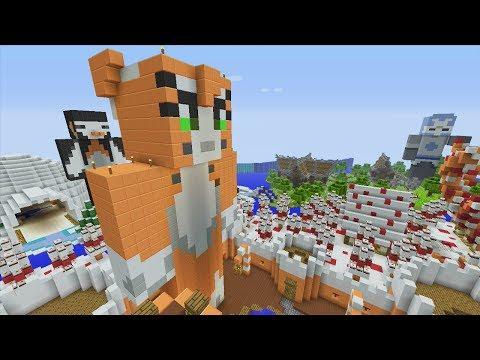 Minecraft Xbox - Stampy's Paradise 2 - Part 1
