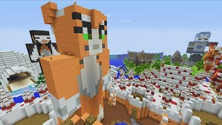 Repeat youtube video Minecraft Xbox - Stampy's Paradise 2 - Part 1