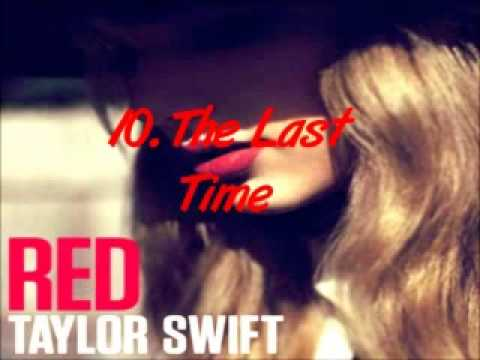 Taylor Swift - Red album (deluxe) with download link