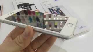 Защитное стекло Deppa для Apple iPhone 6, 0.4 мм, Glass Full(Купить: http://iphonepiter.ru/shop/1230?utm_source=youtube., 2015-11-11T02:24:43.000Z)