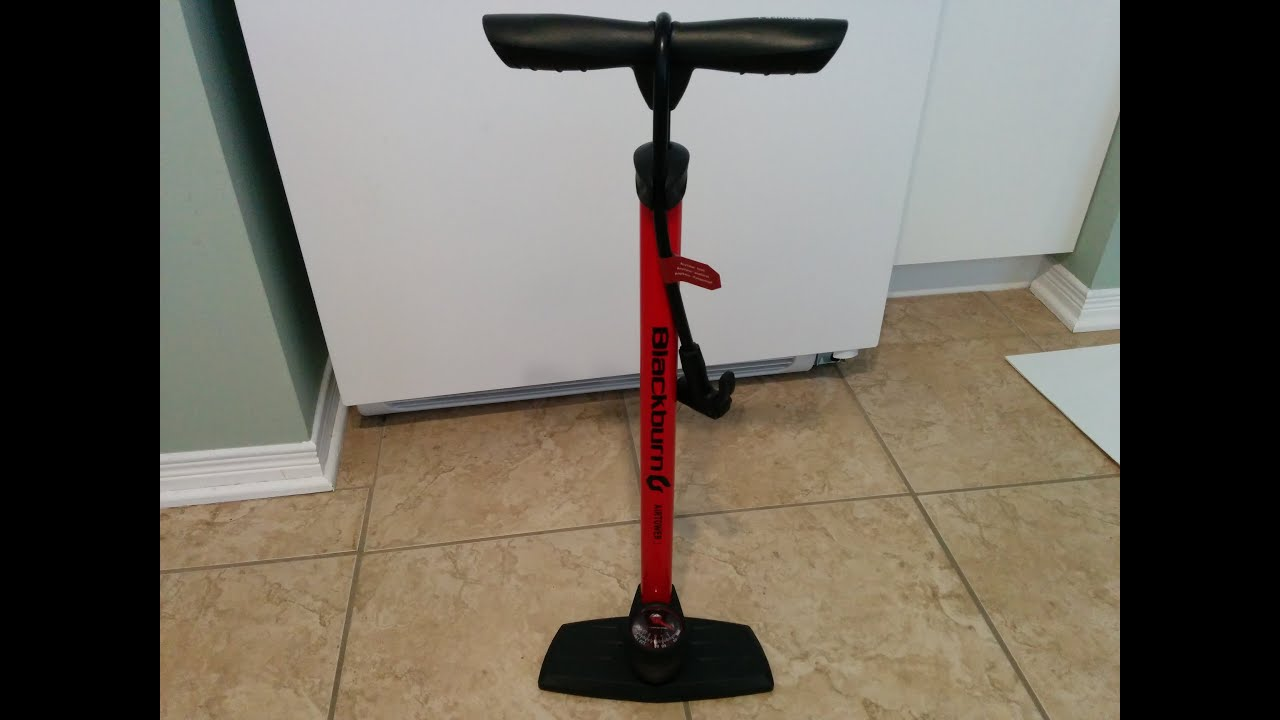 Blackburn airtower 2 bike tire floor pump review youtube.