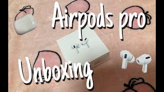 에어팟 프로 언박싱    Airpods Pro Unb…
