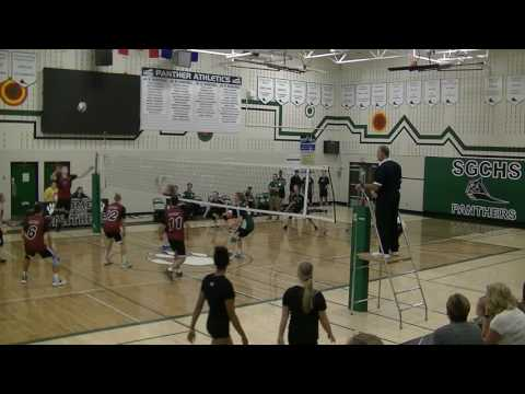 Edmonton High School Volleyball