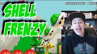 SHELL YA L8R! - Mario Maker (Insane Kaizo) - ThePokeTesla