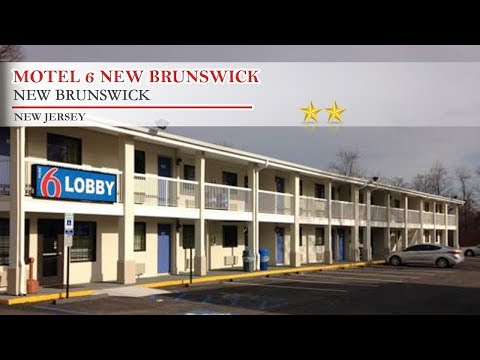 Motel 6 New Brunswick - New Brunswick Hotels, New Jersey