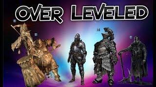 Dark Souls 3: Over Leveled Phantoms