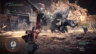 Monster Hunter World - Part 36: Rush Hour with Black Diablos