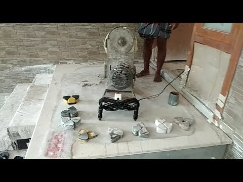 ITALIAN MARBLE Diamond POLISHING | step by step| 2 months spend for this video | KPR CONSTRUCTION