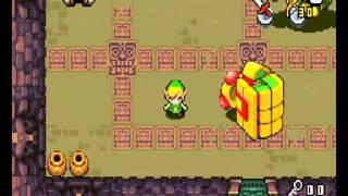 Zelda Minish Cap - Parte 11 - Ocarina do vento