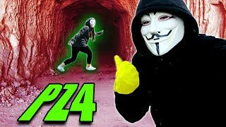 Chasing PZ4 in Abandoned Underground Tunnel to Win $10,000 - Project Zorgo Challenge
