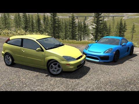 Realistic Car Crash Compilation 9 - BeamNG Drive