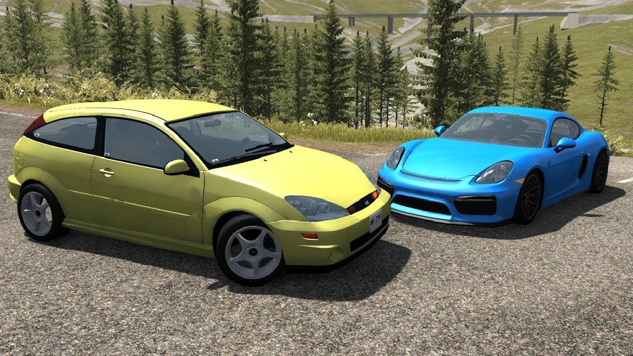 Realistic Car Crash Compilation 9 Beamng Drive Youtube