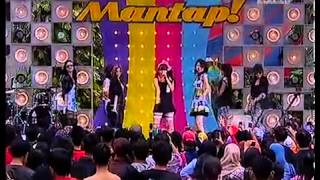 Download 7 ICONS - Cinta 7 Susun at Mantap ANTV (29-06-2013) MP3 song and Music Video