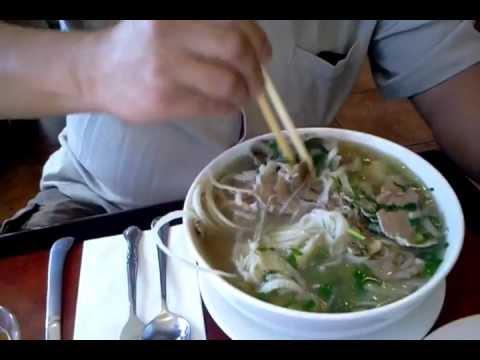 FoodTube.net, Vietnamese Restaurant, Com Tam Thanh, San Jose, CA