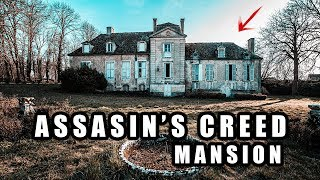 Assassins Creed Abandoned Mansion Found Ancient Items !