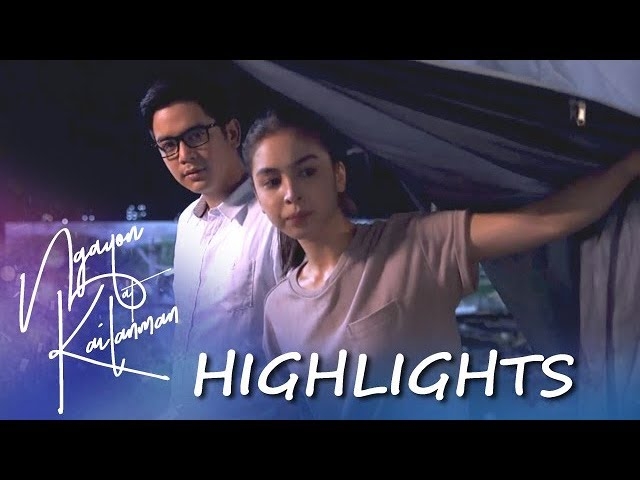 Ngayon At Kailanman: Inno sees Eva checking his tent | EP 32 #1