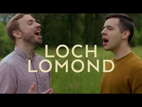 Loch Lomond - Peter Hollens feat. David Archuleta