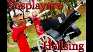 Cosplay Hellsing