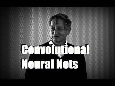 Prof. Geoffrey Hinton: What is Wrong With Convolutional Neural Nets?
