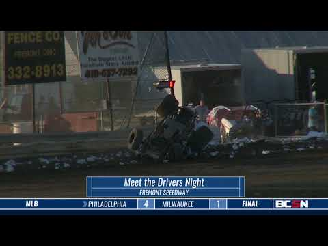 Meet the Drivers Night at Fremont Speedway
