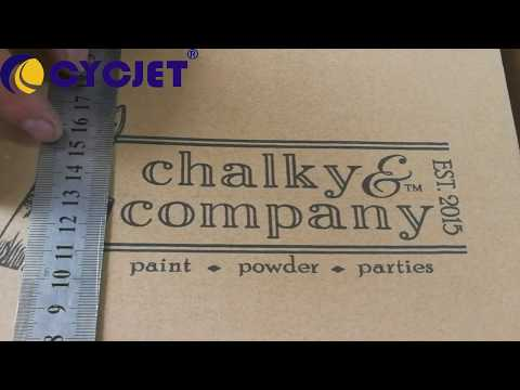Carton Large Format Printing Machine/Carton box logo printing machine/Case coder