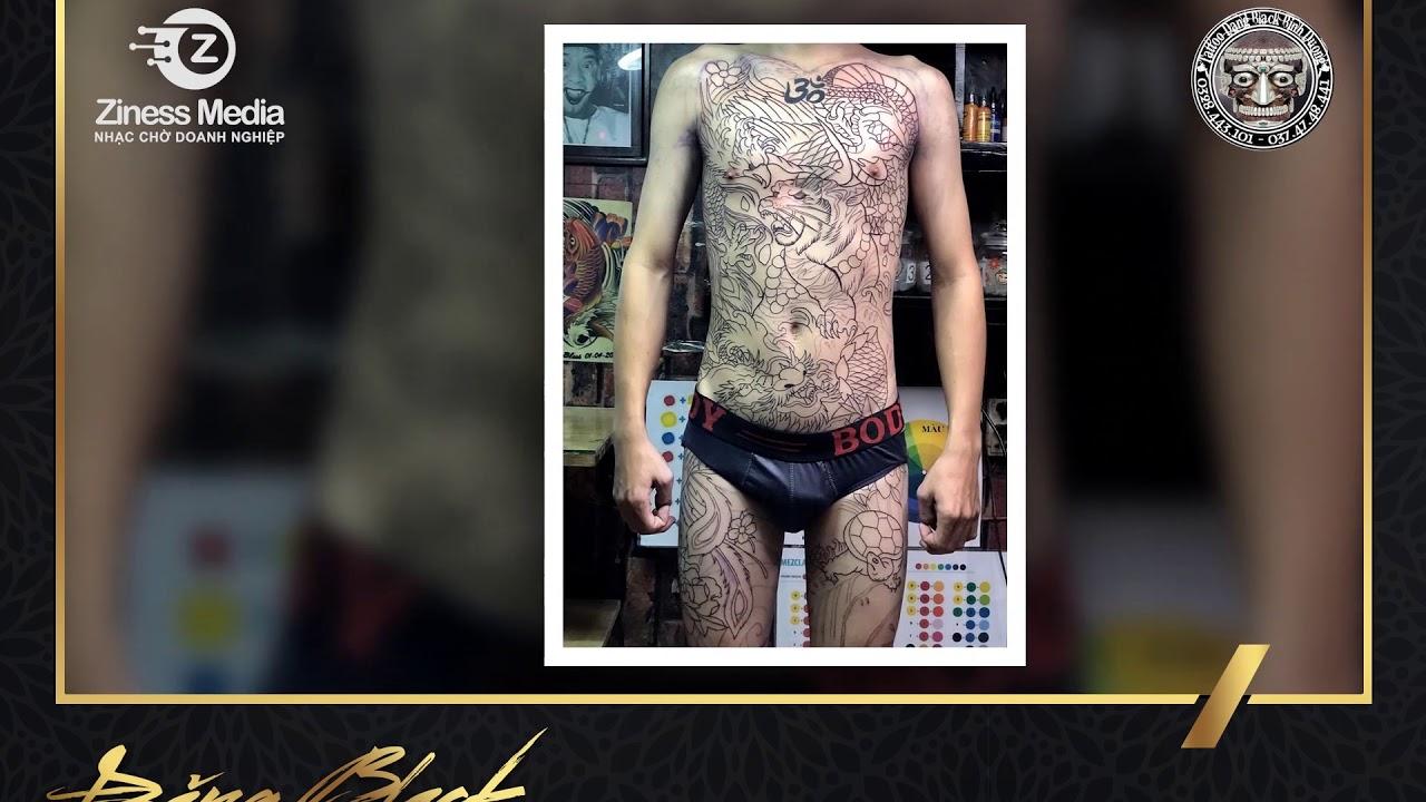 Nhạc Chờ Doanh Nghiệp - TATOO ĐĂNG BLACK/ BÌNH DƯƠNG - [Ziness Media]