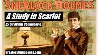 Best story - A STUDY IN SCARLET - by Sir Arthur Conan Doyle - Sherlock Holmes