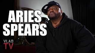 Aries Spears: The Amount of Child Support I Have to Pay is