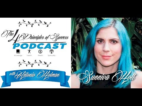 #8 - Veganism, Chronic Illness, and Natural Healing with guest Sunniva Holt of thedailyraw.com
