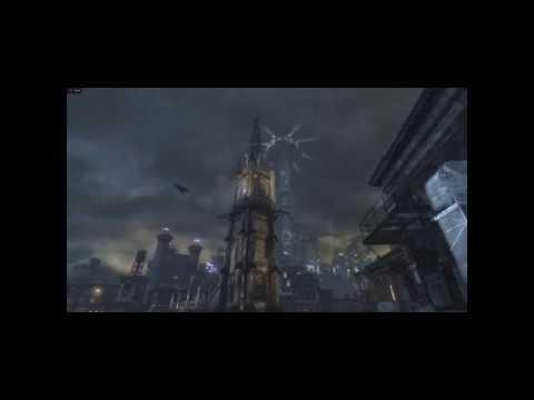 Guia: Batman Arkham City: Localiza el origen del disparo del francotirador