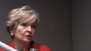 State Superintendent June Atkinson worries about deep cuts made to public education